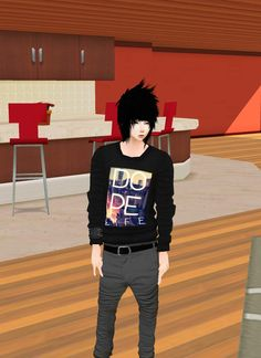 Captured Inside IMVU - Join the Fun!kl.