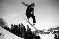 80's Snowboard #snowboarding