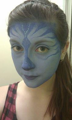 Avatar facepaint