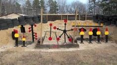 Homemade Outdoor Shooting Range - Bing Images