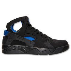 ecd419e21ef7 Men's Nike Air Flight Huarache Basketball Shoes Nike Huarache, Black  Huarache, Nike Air Flight