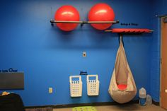 The Red Balloon: Sensory Room