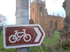 Bike Route in Warwickshire ↝ Some of the world's best bike routes http://www.thewondermap.com/bike-routes/