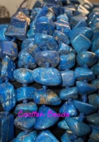 Lapis Nuggets~ Free Shipping