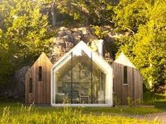 Image result for modern cedar gable home