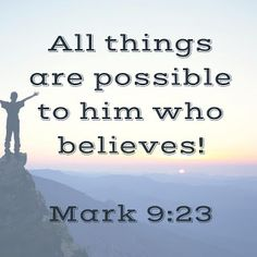 Growing Up In The Word : Believe!
