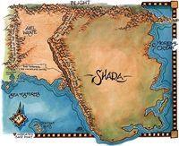 Wot world map the wheel of time pinterest robert jordan map shara gumiabroncs Choice Image