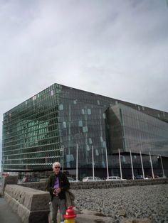 Kongres-centreret i Reykjavik...