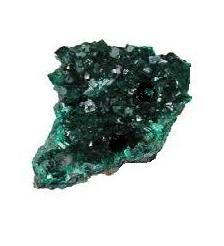 Dioptase or Russian Emerald Gemstone - The Stone of the Heart