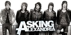 Download Free Modern Asking Alexandria The Wallpapers 600x300px | HD ...