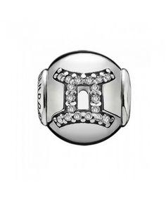 Pandora UK Essence Gemini Charm