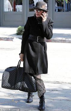 Diane Keaton, risk taker, fashion maven.   article-0-13B61117000005DC-363_468x732.jpg