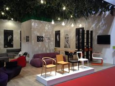 Compasso D'oro catwalk: OTTO chair by Werther Toffoloni (nominee) MUU chair by Harri Koskinen (winner) 969 and 940 by Gio Ponti (one of the Founder)