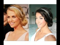 DDG TV: HOW TO GET CHARLIZE THERON INSPIRED GOLDEN GLOBES HAIR