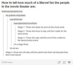 I have reached stage 4. Maybe 5 because I don't do it only woth Marvel. I don't trust any shit anymore