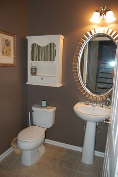 Need this paint for main bathroom.  Tile is similar and my vanity is white!