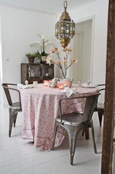 Eating area / Tablesetting