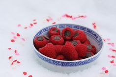 - With Love, Meg Raspberry, Sweet Treats, Fruit, Simple, Food, Sweets, Meal, Cheer Snacks, The Fruit