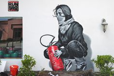 RUN SRQ : BERLIN hits Sarasota, Florida. by MTO (Graffiti Street art), via Flickr