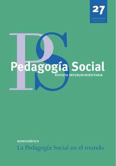 SIPS: La Pedagogía Social en el mundo Social Work, Socialism, The World, Senior Boys, Journals