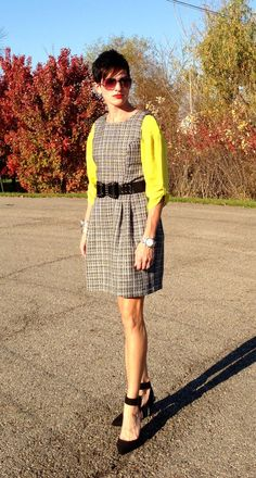 Chutney- Expressive Style: Yellow, black and grey #style