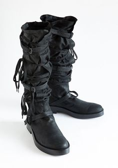 post apocalyptic boots, women - Google Search