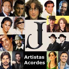 Artistas con J (Lista) canciones con letras y acordes