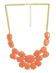 cute bright statement necklace!
