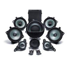 System audio premium  10 wydajnych głośników oraz zewnętrzny wzmacniacz (opcja) - oto system audio premium, który pozwoli Ci cieszyć się krystalicznie czystym dźwiękiem utworów muzycznych z ulubionej radiostacji, płyty CD lub odtwarzacza MP3.