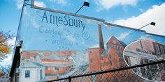 Amesbury combines historic preservation with contemporary interests and offerings.