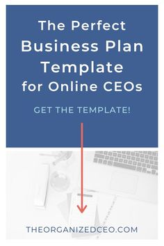 A business plan is a roadmap to the future, which is why I created this business plan template that is perfect for online businesses. Use this business plan template to get organized and set goals for your small business! Online Business Plan, Writing A Business Plan, Business Plan Template, Start Up Business, Business Planning, Business Tips, Organization Skills, Business Organization, Business Proposal