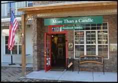 More Than A Candle Gift Shop at Covered Bridge in the Glades of Gatlinburg. It really is More than a Candle!! Check it out on your next visit to the Smoky Mountains!!