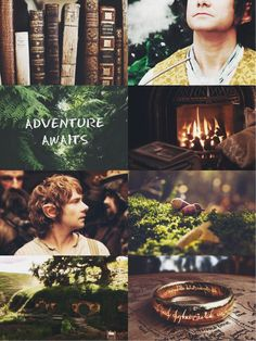 """Bilbo Baggins  """"I came from the end of bag, but no bag went over me. I am the friend of bears and the guest of eagles. I am Ring-winner and Luckwearer; and I am Barrel-rider."""""""