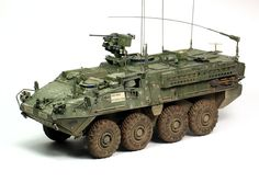 AFV Club 1/35 M1130 Stryker & TACP by Huang He: Image