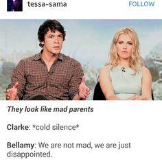 Haha Bellarke