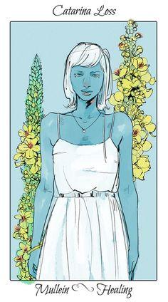Catarina Loss, Flower serie,