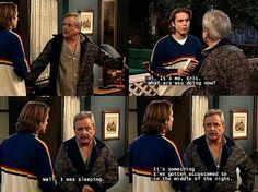 Eric and Mr. Feeny - Boy Meets World Boy Meets Girl, Girl Meets World, Boy Or Girl, Fantastic Show, Your Crush, Book Show, Best Shows Ever, New Girl, Disney Movies