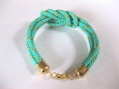 Thanks, I Made It : DIY Cord Bracelet