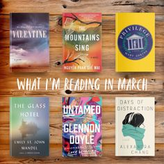 Six great new reading options to help break the winter doldrums! Kinds Of Reading, Reading Lists, New Books, Books To Read, Aspects Of The Novel, Station Eleven, South Vietnam, Fiction Novels, Get Excited