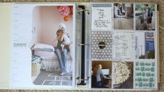 week in the life 2011 | completed album by ali edwards, via Flickr