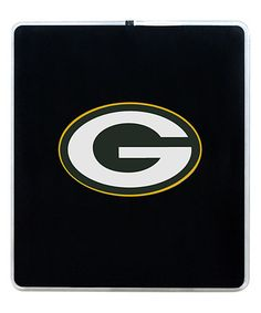 This Green Bay Packers LED Mouse Pad is perfect! #zulilyfinds