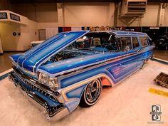 1959 Custom Ford Ranch Wagon
