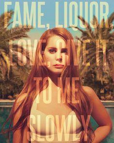 Gods and monsters Lana del Rey lyrics