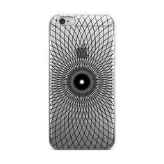 Super Vision Graphic iPhone Case