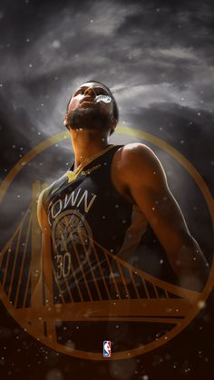 NBA wallpapers on Behance Stephen Curry Basketball, Nba Stephen Curry, Basketball Art, College Basketball, Indiana Pacers, Shaquille O'neal, Stephen Curry Wallpaper, Nba Wallpapers Stephen Curry, Golden State Warriors Wallpaper