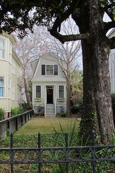Charleston small house