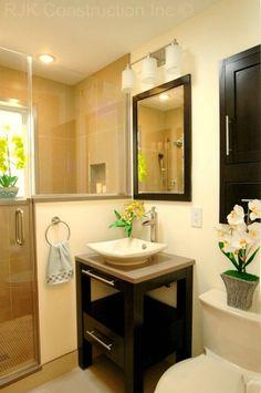 Zen Bathroom  http://www.rjkconstructioninc.com
