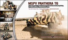 Armoured Personnel Carrier - Panthera T6
