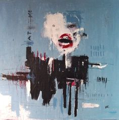 Miguel Leal Paintings Are Primitive
