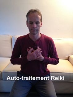 Reiki - Auto-traitement Reiki - Amazing Secret Discovered by Middle-Aged Construction Worker Releases Healing Energy Through The Palm of His Hands. Cures Diseases and Ailments Just By Touching Them. And Even Heals People Over Vast Distances. Ayurveda, Le Reiki, Reiki Healer, Animal Reiki, Self Treatment, Reiki Energy, Chakra Meditation, Chinese Medicine, Psicologia